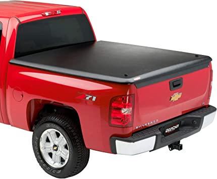 Amazon Com Undercover Classic One Piece Truck Bed Tonneau Cover Uc1010 Fits 99 07 Chevy Silverado Gmc Sierra 1500 3500 6 6 Bed Automotive