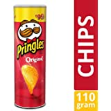 Pringles Potato Crisps Original,110 g