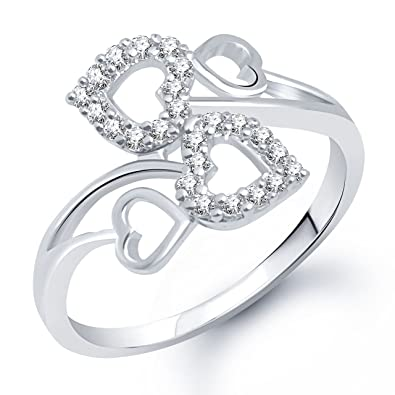 cross products large original designs diamond sterling silver jewelry ring