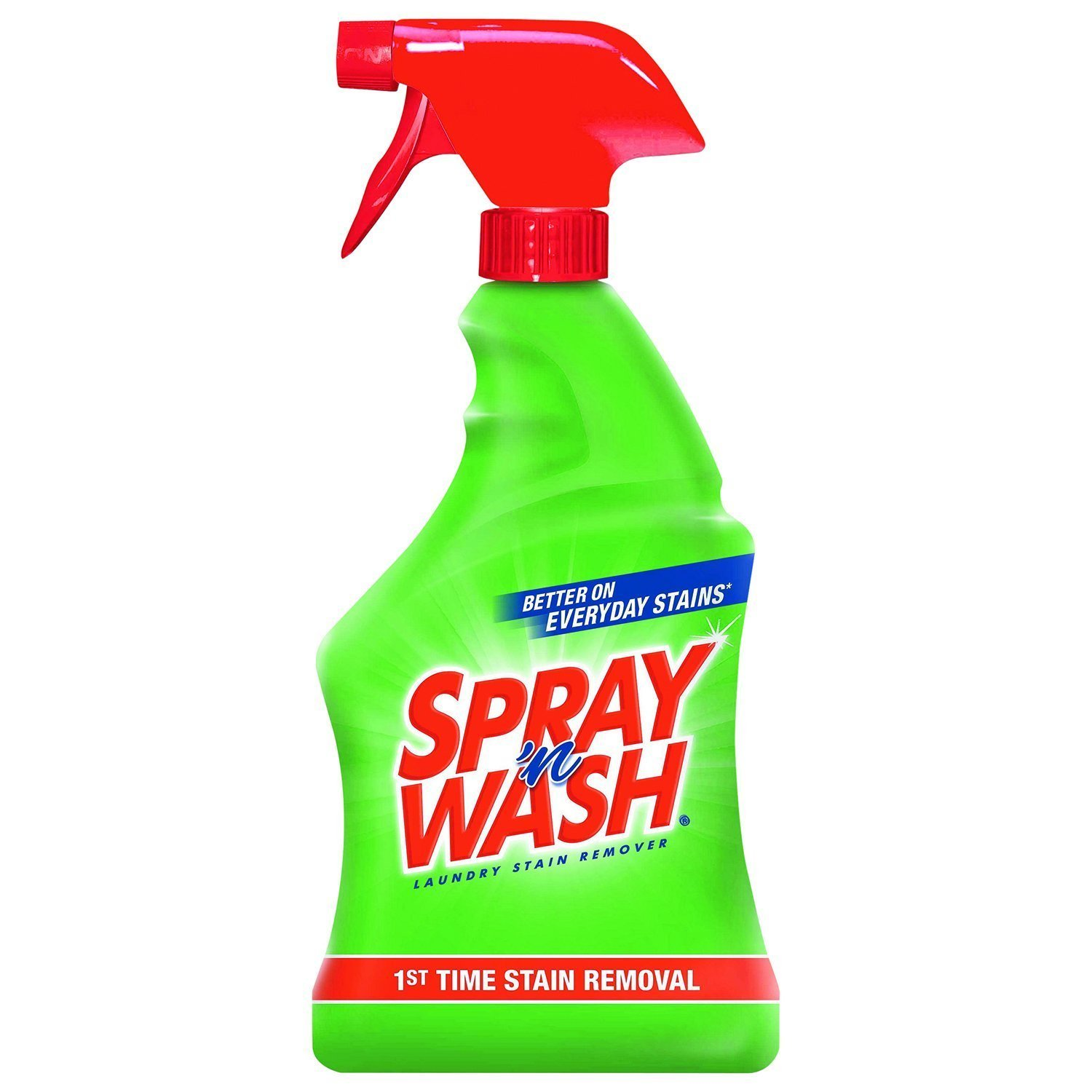Spray 'n Wash Pre-Treat Laundry Stain Remover 22 oz (Pack of 12)