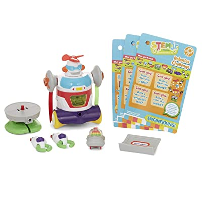 Little Tikes Builder Bot Toy, Multicolor: Toys & Games