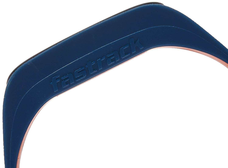 Fastrack Reflex Smartwatch Band Digital Black Dial Men's Watch-SWD90059PP02