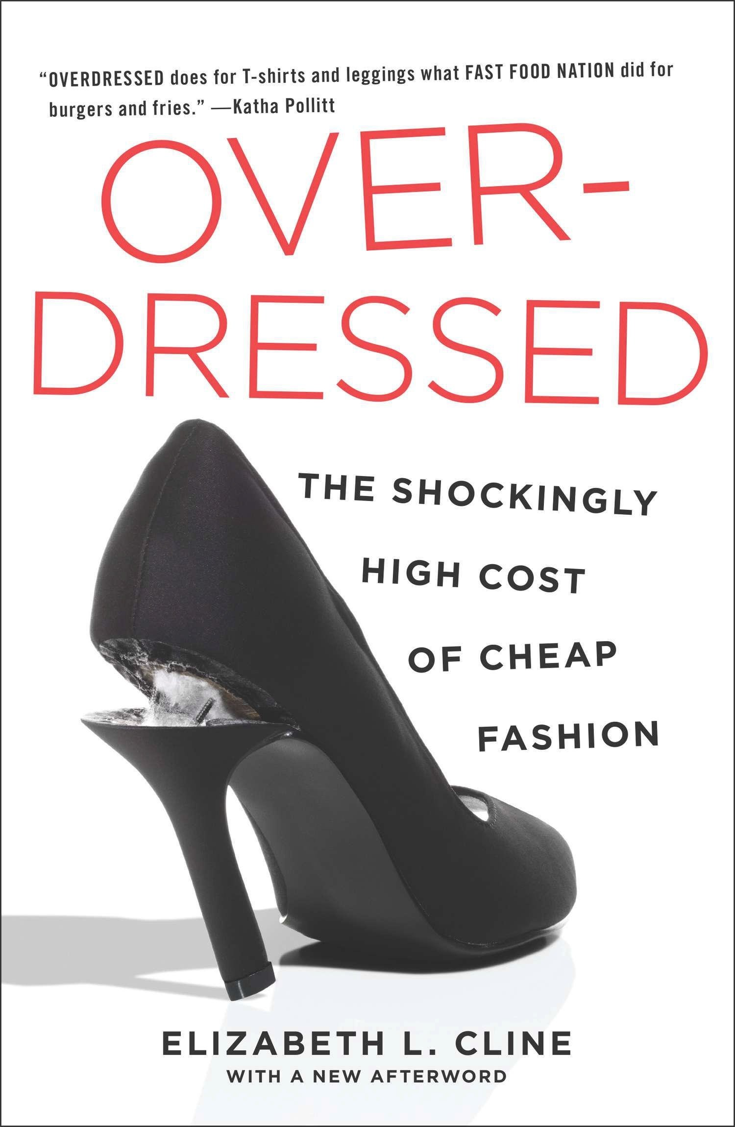 overdressed the shockingly high cost of cheap fashion elizabeth