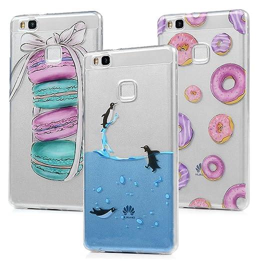 3 opinioni per 3x Cover Huawei P9 Lite, Custodia Huawei