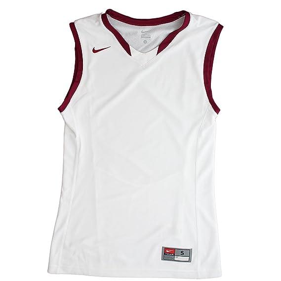 Nike Hombres del Equipo Enferno Baloncesto Jersey Camiseta de ...