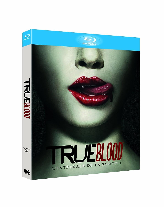 True Blood - (Complete Season 1) - 5-Disc Set [ Blu-Ray, Reg.A/B/C Import - France ]