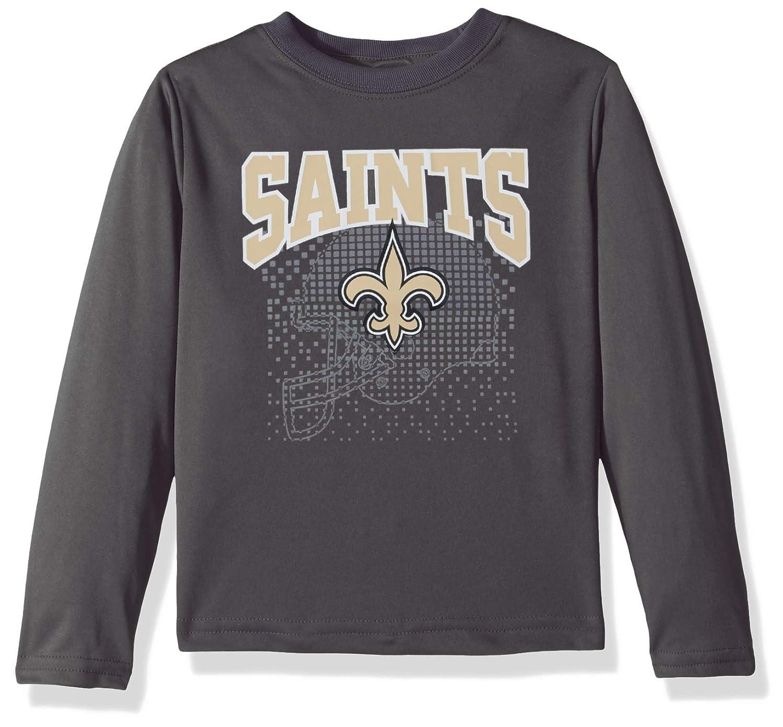 NFL Boys Long Sleeve Team Logo Tee