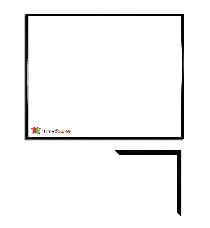 Amazon.de: Easy Kunststoff-Bilderrahmen 40x100 cm 100x40 cm Farbwahl ...