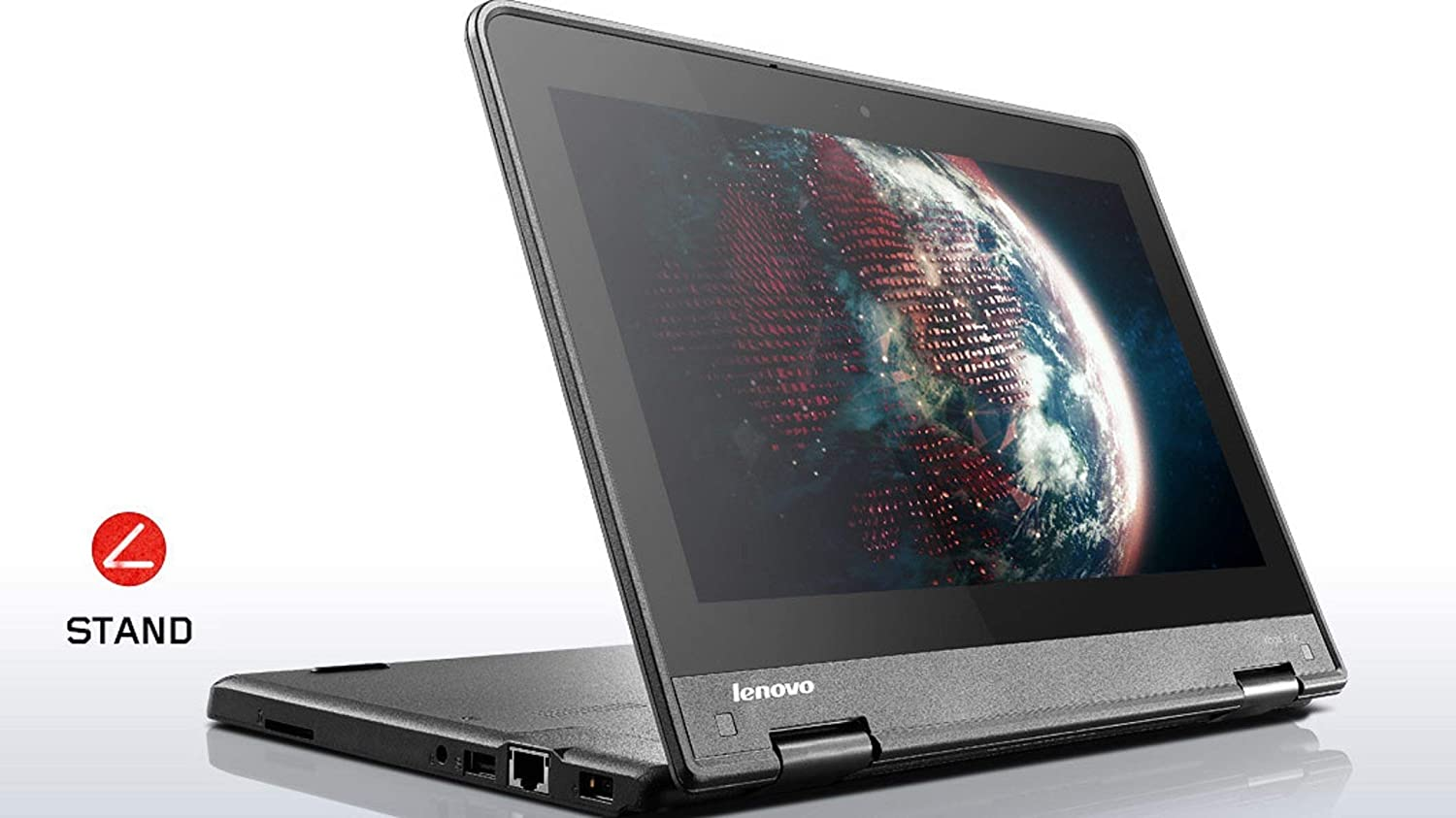 "Lenovo ThinkPad Yoga 11e Chromebook 11.6"" Tablet 2-in-1 Convertible PC (Renewed)"