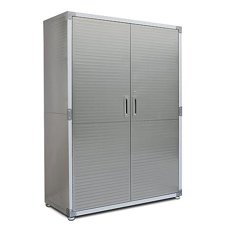 Amazon.com: Ultra HD Mega Storage Cabinet - Stainless Steel ...
