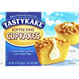 Tastykake Coffee Cake 2 Boxes 12 Cakes Per Box