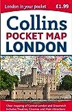 MAP-COLLINS PCKT MAP LONDON (Maps)