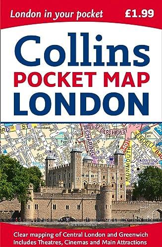 London Pocket Map (Maps)