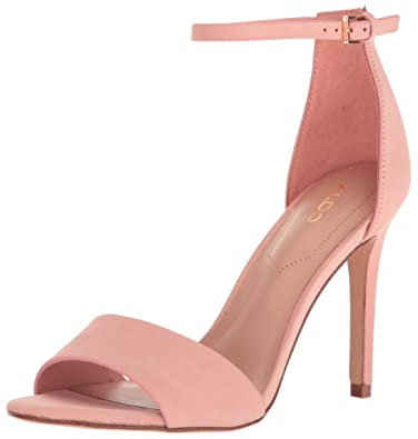 de92c7b7dcdc ALDO Women s Fiolla Dress Sandal Light Pink 8.5 ...