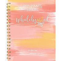 Wholehearted: A Coloring Book Devotional, Premium Edition (Devotionals for Women)