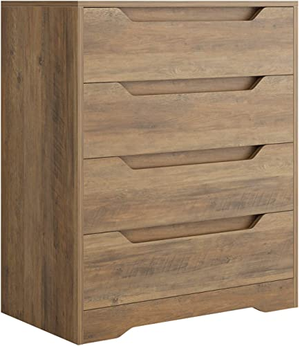 HOMECHO 4 Drawer Chest