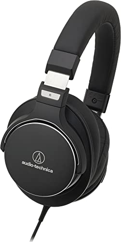 Audio-Technica ATH-MSR7NC SonicPro High-Resolution Headphones with Active Noise Cancellation