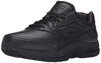 Mens Dyad Walker Black Sneaker 10.5 EE - Wide Brooks