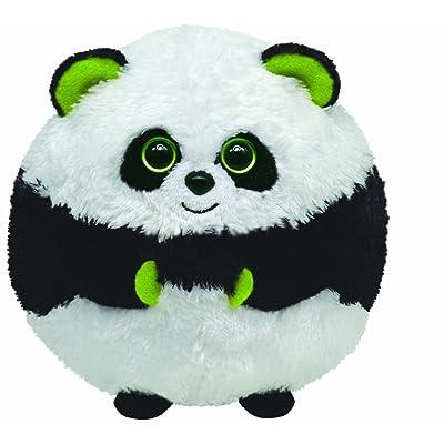 Ty Beanie Ballz - Bonsai the Panda: Toys & Games