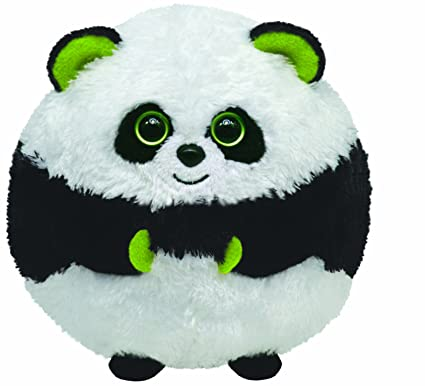 Ty Beanie Ballz - Bonsai the Panda