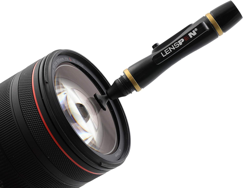 A268 limpieza lápiz//lens Clean pen 3 en 1 kit objetivamente limpiador DSLR VCR DC