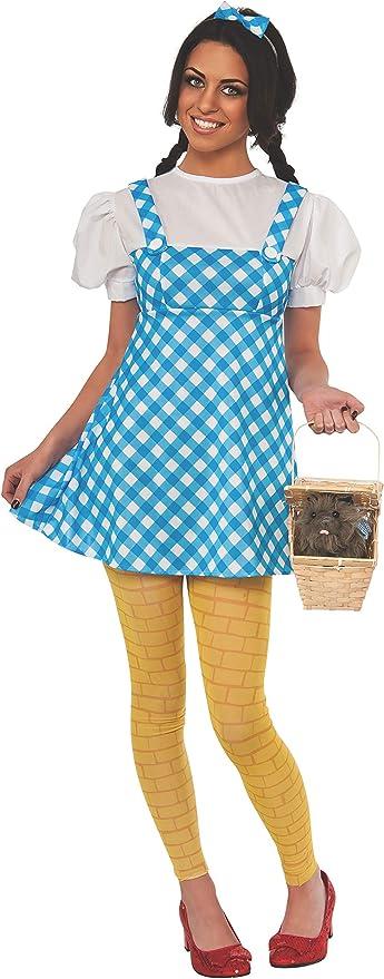 Disfraz de Dorothy El Mago de Oz para mujer: Amazon.es: Juguetes y ...