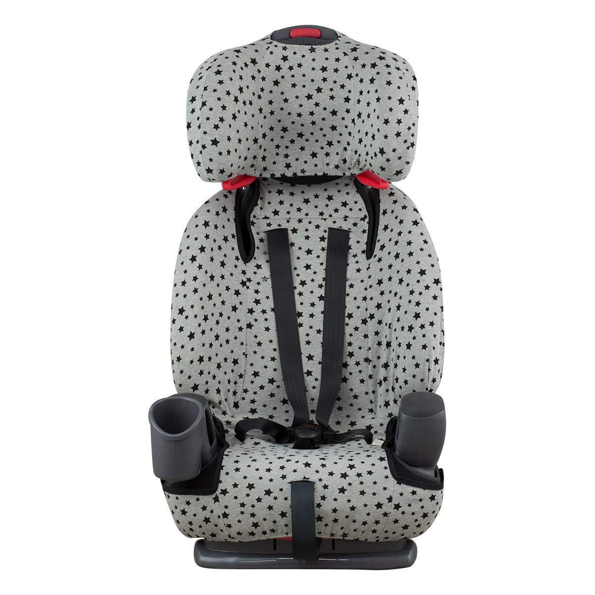JANABEBE Foam Cover Liner for Graco Nautilus Car Seat Protector Janabeb/é Black Star