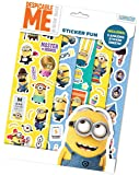 Anker Despicable Me Minions Sticker Fun With 5 Sticker Sheets