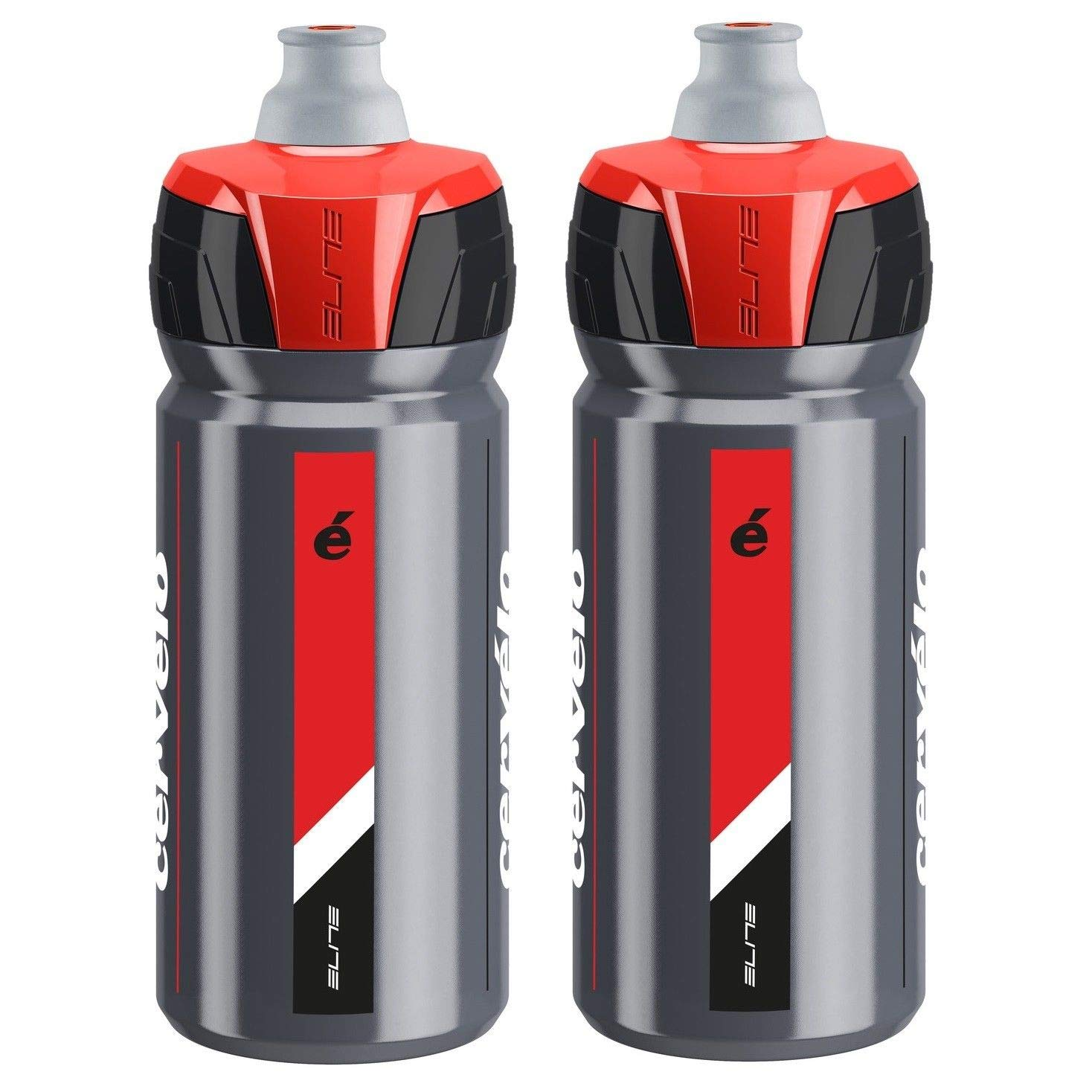 Cervelo Elite Ombra Water Bottles - 550ml (2 Pack) by Elite Cycling
