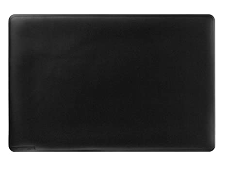 Durable 710101 Sous-main Plaque Simple Format Conférence 42 x 30 cm Bords  Rainurés Noir b652305fd1d2