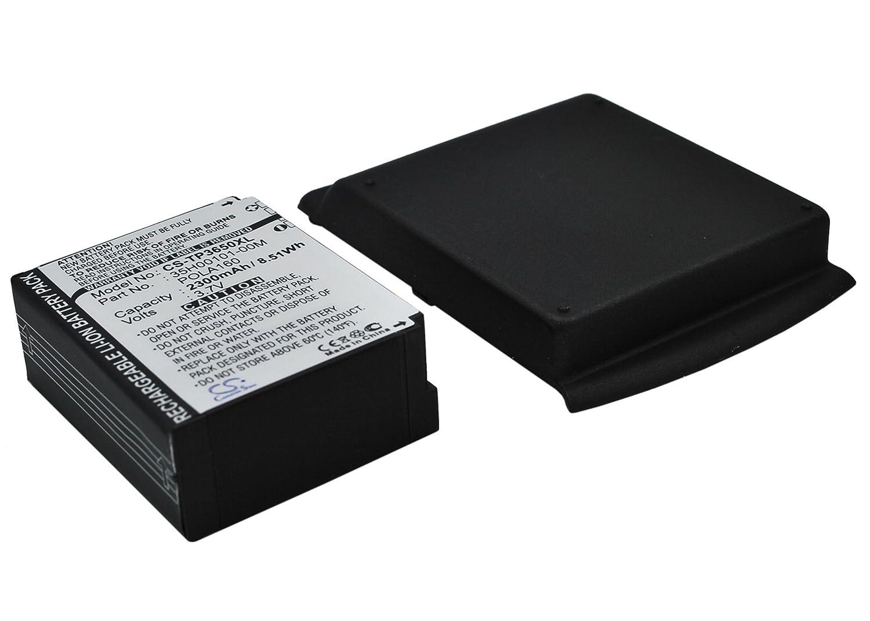 ビントロンズ交換バッテリーfor HTC p3650、タッチクルーズ B00XKN9ZYQ
