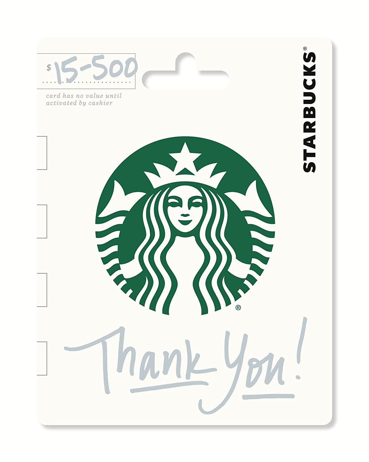Amazon.com: Starbucks Happy Birthday Gift Card $25: Gift Cards