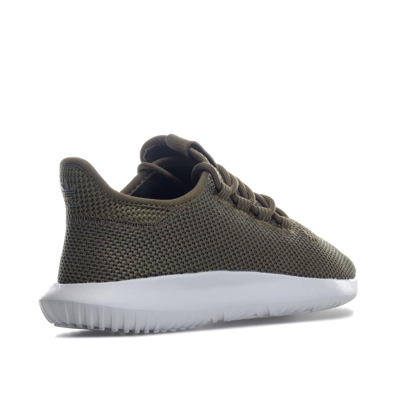 Amazon.com: adidas Originals Boys Tubular Shadow Knit Trainers US5.5 Green: Shoes