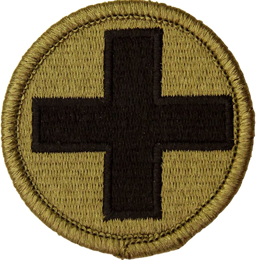 33rd Infantry Brigade Scorpion OCP Patch With Hook Fastener
