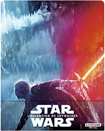 Star Wars 9 : L'Ascension de Skywalker [4K Ultra HD Blu-Ray Bonus-Édition boîtier SteelBook]