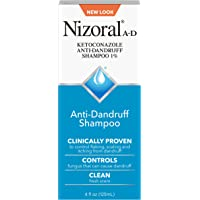 Nizoral A-D Anti-Dandruff Shampoo, 4 Fl. Oz