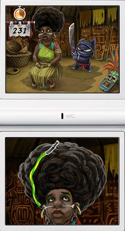 "Amazon.com: Ninja Captains (Nintendo DS) 20 Games, ""Dig your ..."