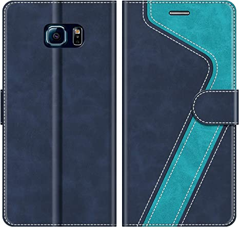 custodia in pelle samsung galaxy s6 edge