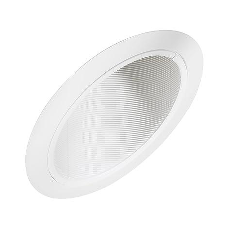 Amazon.com: Juno iluminación 604 W-WH 6-inch Super Slope ...