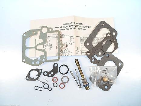 Amazon com: Royze Carburetor Repair Kit Fitting Nissan Sentra 1488cc