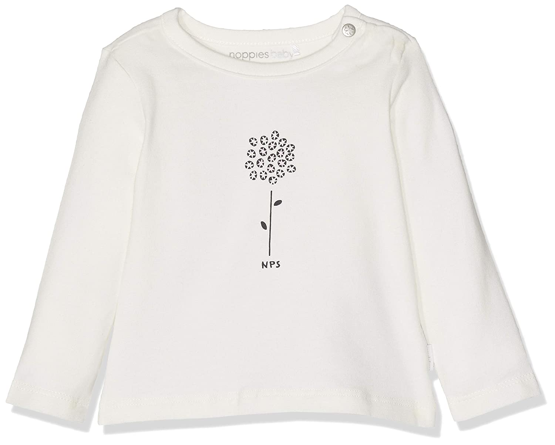 Noppies Baby-M/ädchen G Tee Slim Ls Page Langarmshirt