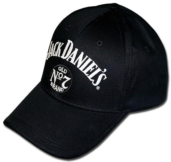 6e569b7a8 Jack Daniel's Hat : Black No 7 Bug Logo