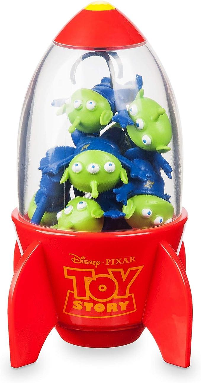 Amazon.com: Disney Space Alien Claw - Juego de borradores de ...