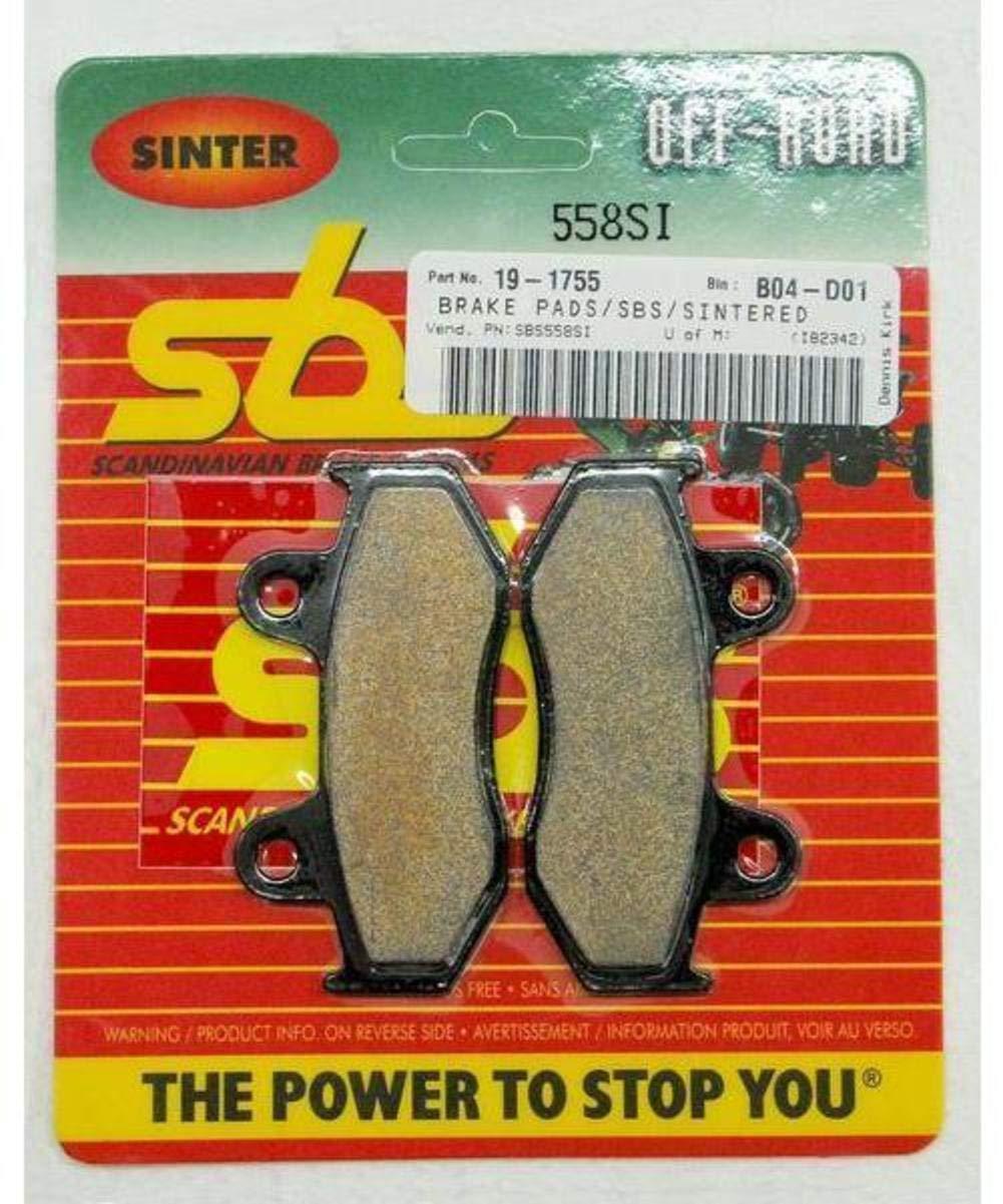 Galfer Front 3-Line Brake Line Kit for Honda TRX450ER 2006-2009