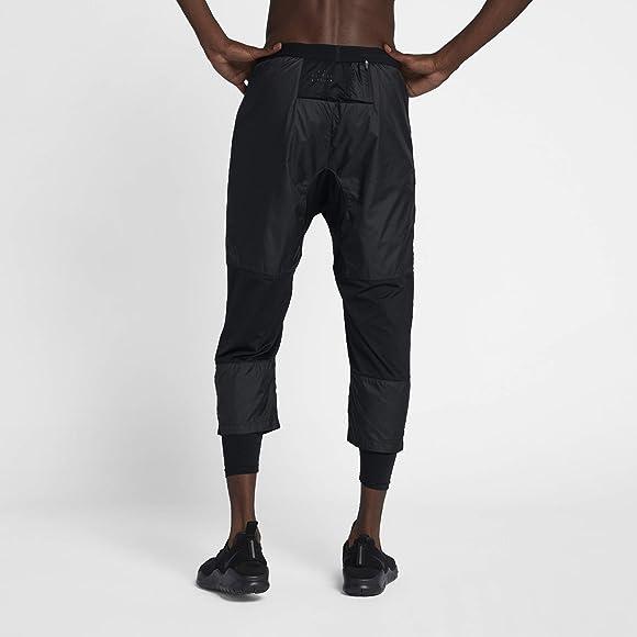 Brújula boleto actualizar  Amazon.com : Nike Run Division Tech Pants (Black, Small) : Clothing