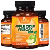 Pure Apple Cider Vinegar Capsules for Weight Loss