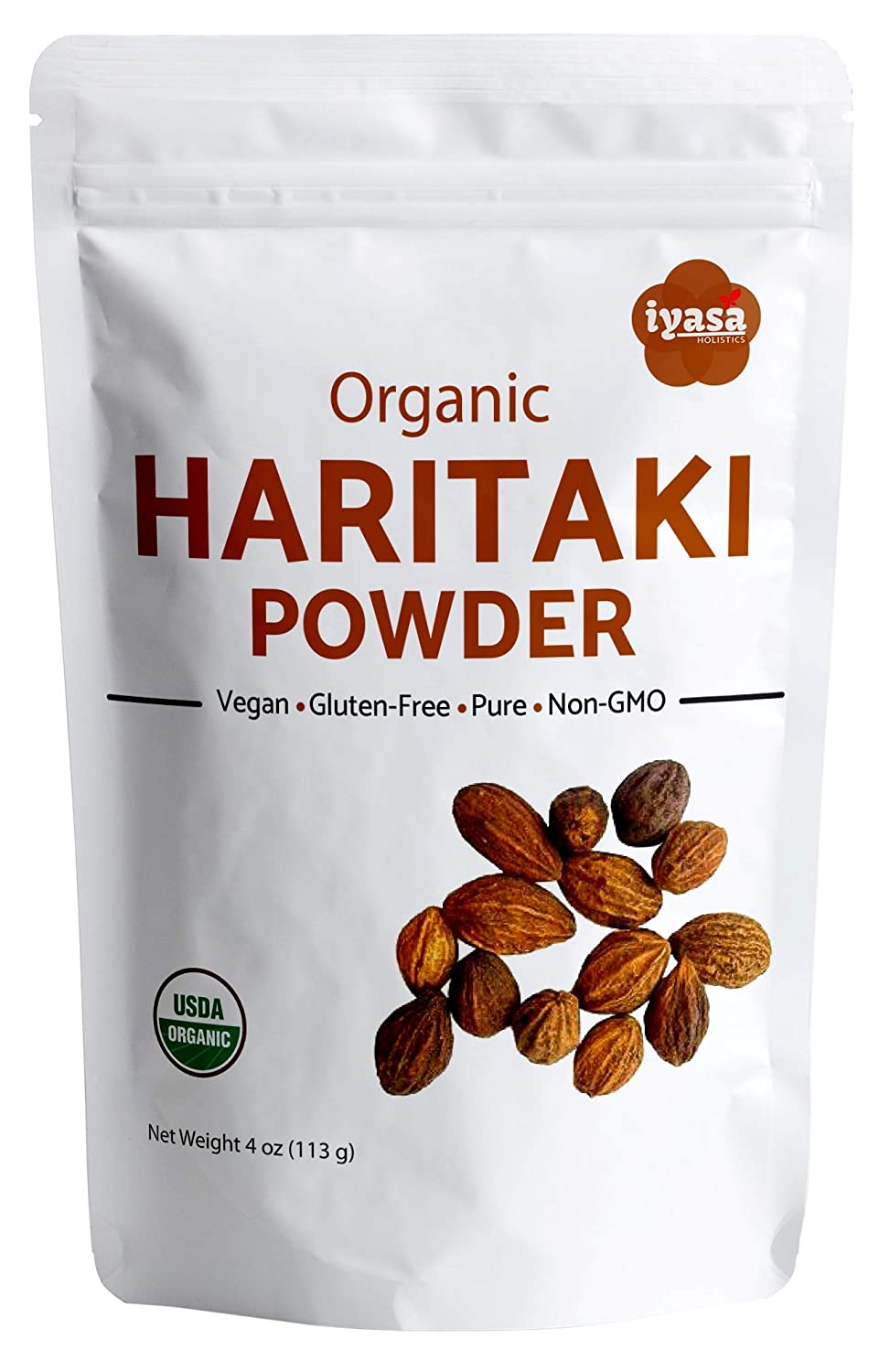 Haritaki Fruit Powder(Harde or Harad)-Terminalia chebula ...