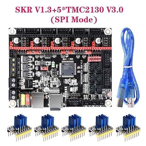 PoPrint SKR V1.3 - Placa base ARM-CPU de 32 bits (5 unidades ...