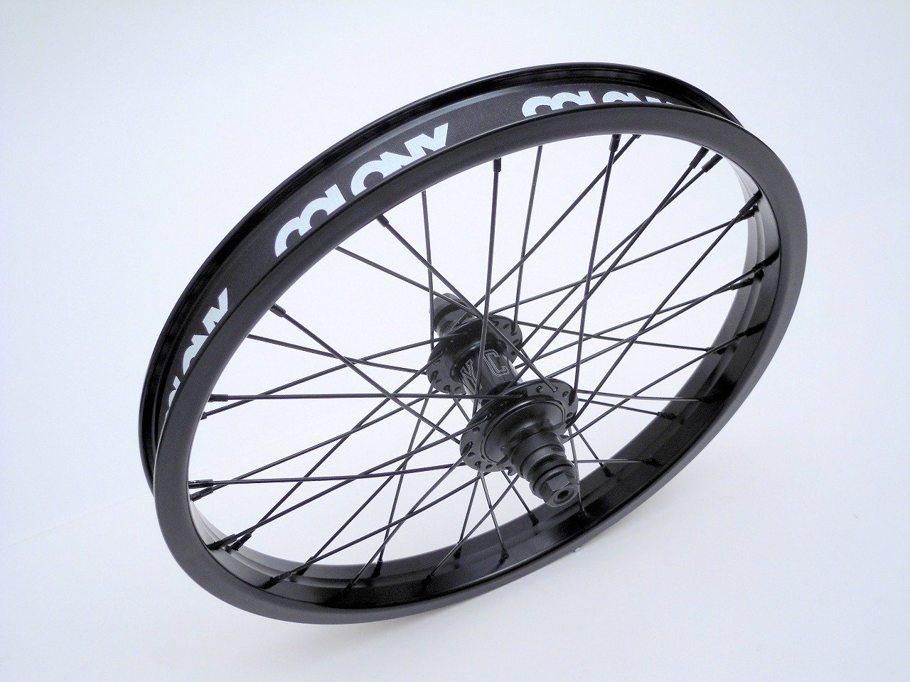 (BMX ホィール) COLONY Pintour Female Rear Wheel (18インチ) B075L5YCQF