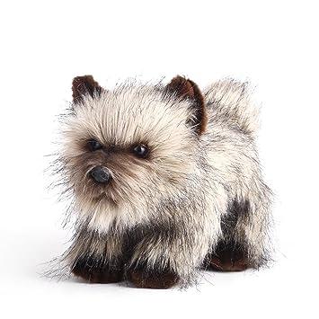 DEMDACO Cairn Terrier Plush Toy, Large: Amazon co uk: Baby